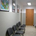 poczekalnia do sal terapii